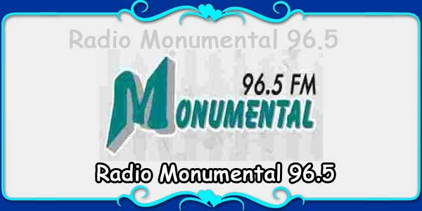 Radio Monumental 96.5