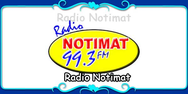 Radio Notimat