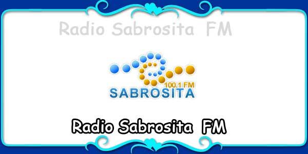 Radio Sabrosita FM