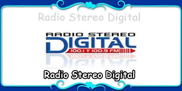 Radio Stereo Digital