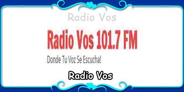 Radio Vos