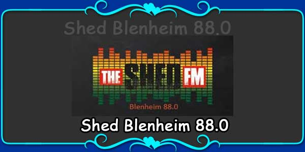 Shed Blenheim 88.0