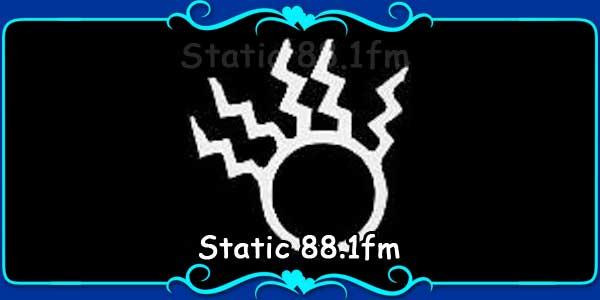 Static 88.1fm