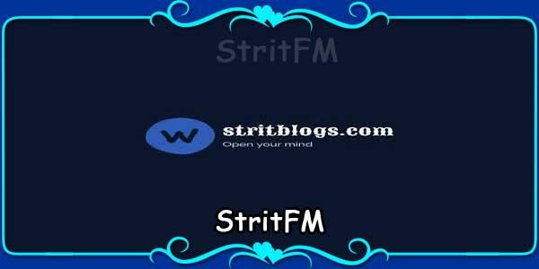 StritFM