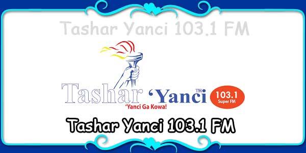 Tashar Yanci 103.1 FM