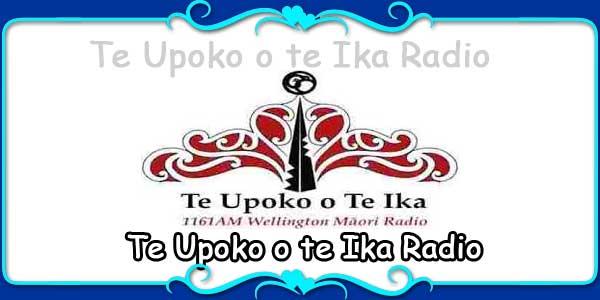 Te Upoko o te Ika Radio