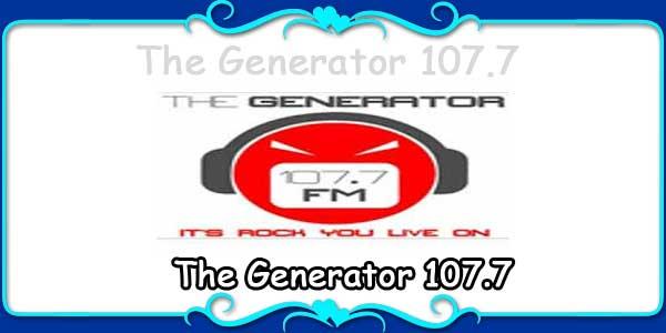 The Generator 107.7