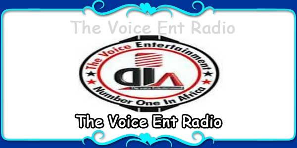 The Voice Ent Radio