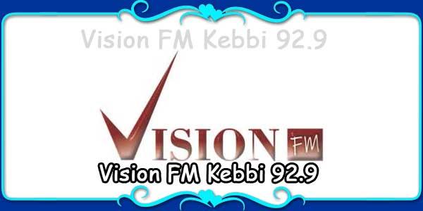 Vision FM Kebbi 92.9