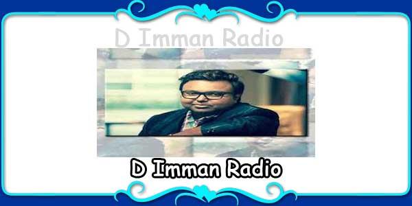 D Imman Radio