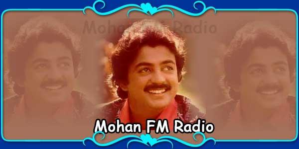 Mohan FM Radio