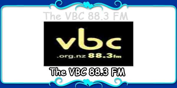 The VBC 88.3 FM