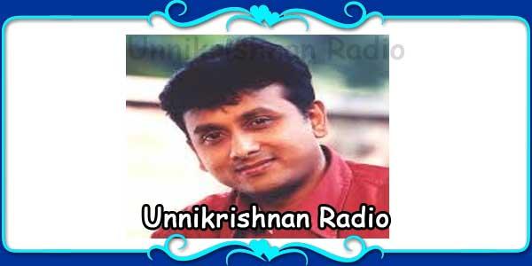 Unnikrishnan Radio