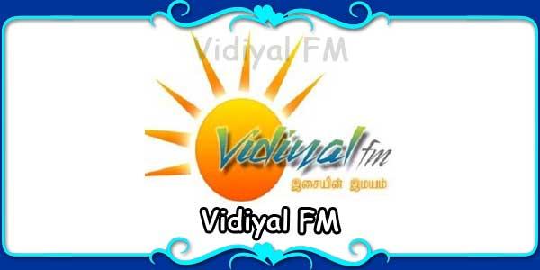 Vidiyal FM