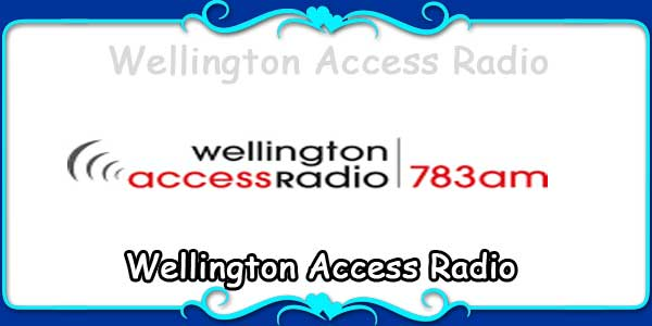 Wellington Access Radio