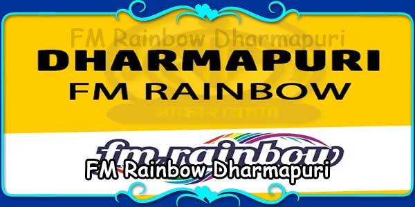 FM Rainbow Dharmapuri