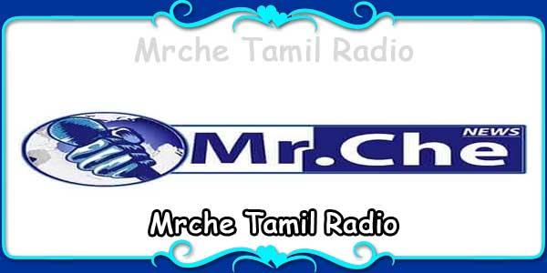 Mrche Tamil Radio
